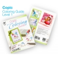 Copic Coloring Guide – Level 1
