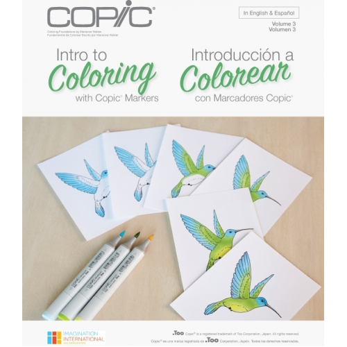Copic Coloring Foundations - Intro to Coloring