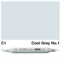 Ciao Marker C1 Cool Grey 1
