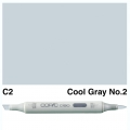 Ciao Marker C2 Cool Grey 2
