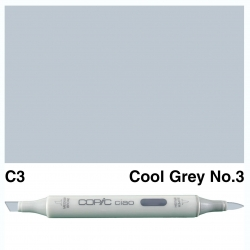 Ciao Marker C3 Cool Grey 3