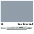 Ciao Marker C5 Cool Grey 5