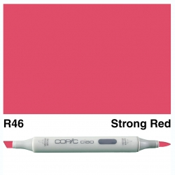 Ciao Marker R46 Strong Red