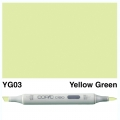 Ciao Marker YG03 Yellow Green
