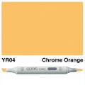 Ciao Marker YR04 Chrome Orange