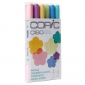Ciao Mini Set 6 Pastels