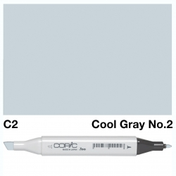 Classic Marker C2 Cool Grey 2