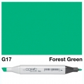 Classic Marker G17 Forest Green