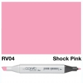 Classic Marker RV04 Shock Pink