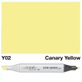 Classic Marker Y02 Canary Yellow
