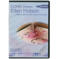 Copic DVD - Ellen Hutson Papercrafting with Copic