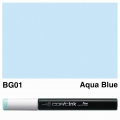 Various Ink BG01 Aqua Blue