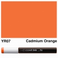 Various Ink YR07 Cadmium Orange