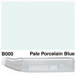 Various Ink B000 Pale Porcelain Blue
