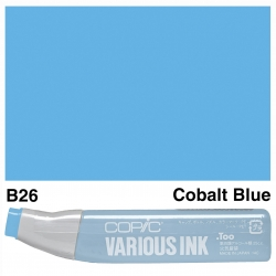 Various Ink B26 Cobalt Blue