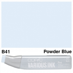 Various Ink B41 Powder Blue