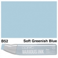 Various Ink B52 Soft Greenish Blue