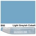 Various Ink B95 Light Greyish Cobalt