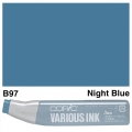 Various Ink B97 Night Blue