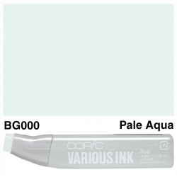 Various Ink BG000 Pale Aqua
