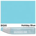 Various Ink BG05 Holiday Blue