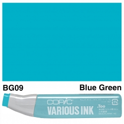 Various Ink BG09 Blue Green