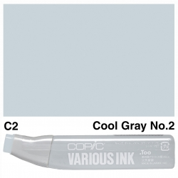 Various Ink C2 Cool Grey 2