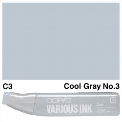 Various Ink C3 Cool Grey 3