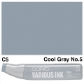 Various Ink C5 Cool Grey 5