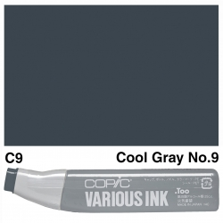 Various Ink C9 Cool Grey 9