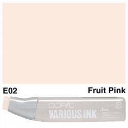 Various Ink E02 Fruit Pink