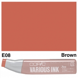 Various Ink E08 Brown