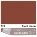 Various Ink E29 Burnt Umber