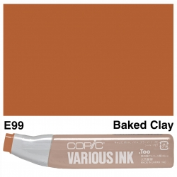 Various Ink E99 Baked Clay