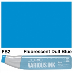Various Ink FB2 Fluorescent Dull Blue