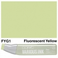 Various Ink FYG1 Fluorescent Yellow