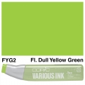 Various Ink FYG2 Fluorescent Dull Yellow Green