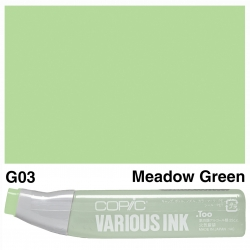 Various Ink G03 Meadow Green