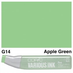 Various Ink G14 Apple Green