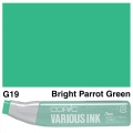 Various Ink G19 Bright Parrot Green