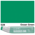 Various Ink G28 Ocean Green