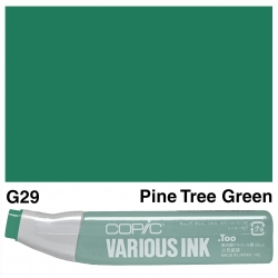 Various Ink G29 Pine Tree Green