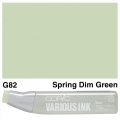 Various Ink G82 Spring Dim Green