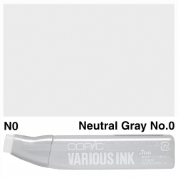 Various Ink N0 Neutral Grey 0