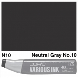 Various Ink N10 Neutral Grey 10