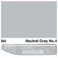 Various Ink N4 Neutral Grey 4