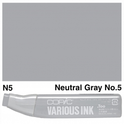 Various Ink N5 Neutral Grey 5