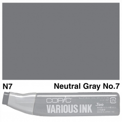 Various Ink N7 Neutral Grey 7