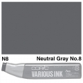 Various Ink N8 Neutral Grey 8