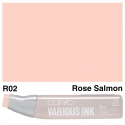 Various Ink R02 Rose Salmon